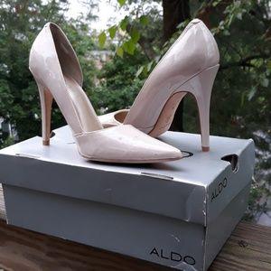 Pink Blush ALDO Heels